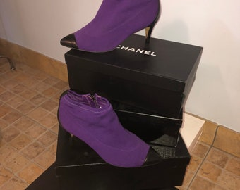 Chanel shoes 38 1/2