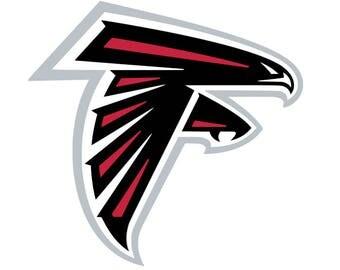 Atlanta falcons svg, football svg, svg, dxf, cricut, silhouette cut file