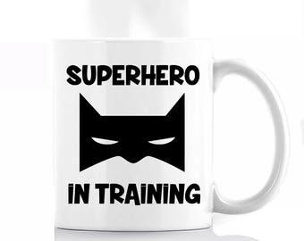 Superhero in Training Coffee Mug