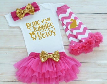 Baby Easter Outfit, Baby Girl Easter, My First Easter, Baby Girl Easter Outfit, Baby Easter Shirt, Easter Outfit, Baby Girl Easter Gift,