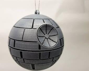 Star Wars Death Star Hanging Bauble Ornament