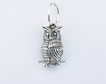 Owl Sterling Siver 925 Pendant,Filin Sterling Siver 925 Pendant