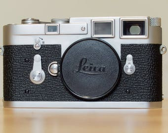 Working Leica M3 - Single Stroke - Recent CLA -