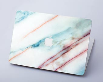 White Marble Macbook Case For Retina 13 Marble Skin Mac 12 Sticker For Air 13 Marble Decal Macbook 2016 Cover Macbook 11 Skin Marble RS047