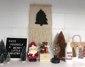Christmas Tree Tapestry Decoration