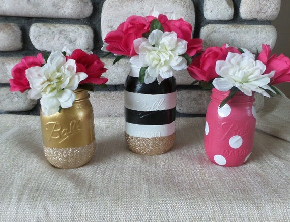 Kate Spade Decorating Tips: Kate Spade Inspired CenterpiecesBridal Shower DecorBaby