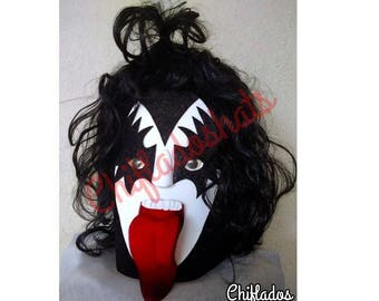KISS Band Gene Simmons Hat