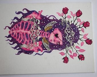 Poisonous roses