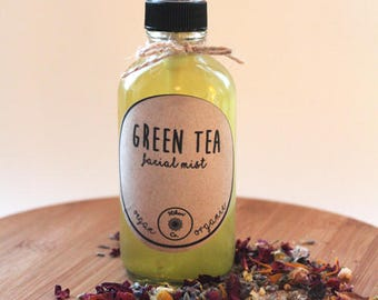 Green Tea Facial Mist