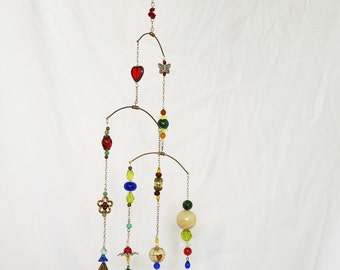 Mixed Media Mobiles
