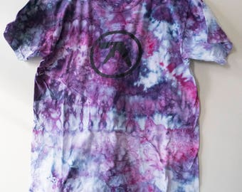 Apex Twin American Apparel Medium Tie Dye (PREOWNED)