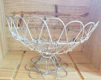 Vintage produce basket.