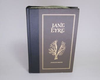 Classy Jane (Jane Eyre by Charlotte Bronte) - One-of-a-kind Book Clutch Purse