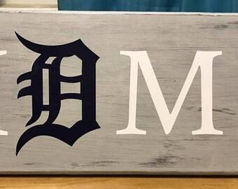 Detroit Tigers Home Decor