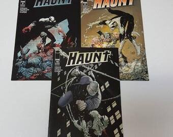 Haunt Comic Series Todd McFarlane #9-11