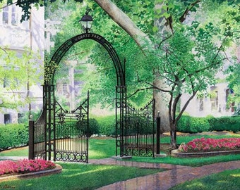 Gates Of Kentucky-Gratz Park Art Print
