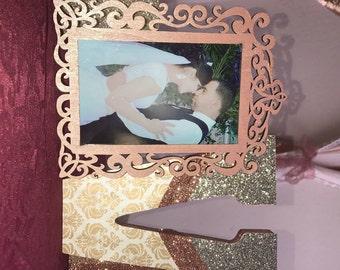 Love Wooden Frame