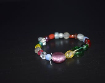 Brightly Coloured Bracelet