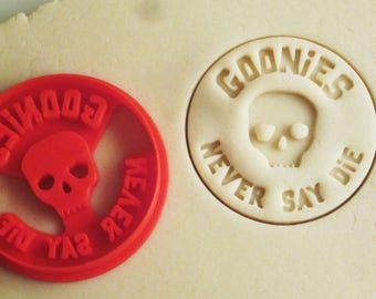 Goonies Never Say Die Cookie Cutter