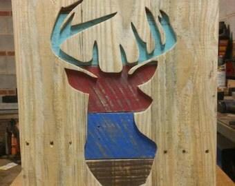Pallet deer Picture