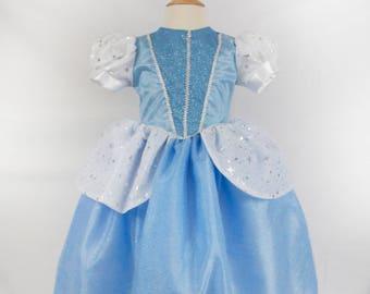 Cinderella Princess Costume for Kids