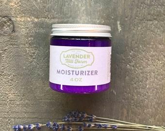 Lavender Moisturizer | Body Moisturizer | All Natural Moisturizer | Lavender Lotion | Body Lotion | Coconut Oil | Shea Butter | Organic