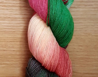 SW Merino/Nylon Sock Yarn (75/25)