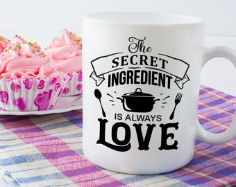 Chef Mug, Chef Gift, Cook Mug, Cook Gift, Foodie Mug, Foodie Gift, Gift For Chef, Gift For Cook, Kitchen Gift, Kitchen Mug, Cooking Gift
