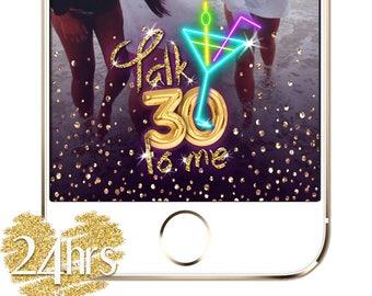 SALE 20% Snapchat Filter, Snapchat Filter, Snapchat Filter Birthday, Snapchat Geofilter Birthday, Birthday Filter, Birthday Snap chat