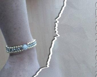 Frog King Beads Bracelet