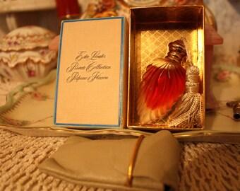 Estee Lauder Rare Vintage Private Collection perfume Flacon