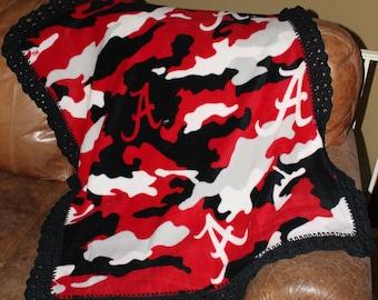 University of Alabama Crimson Tide Baby, Toddler  Blanket