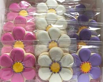 Daisy Sugar Cookies (1 dozen)