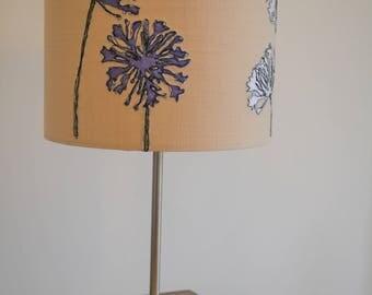 Agapanthus lampshade