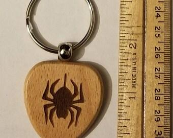 Spider Keychain
