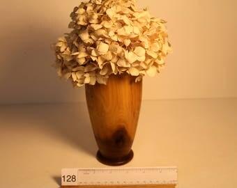 Black Walnut flower vase