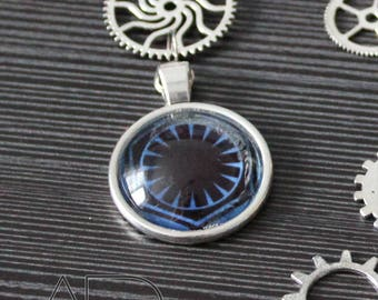 Cabachon pendant First order 2
