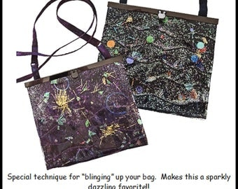 Bling it On Sewing Pattern, OP by Sisters' Common Thread