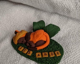 Baby shower loin cub, cake topper