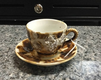 Espresso Cup with Dish