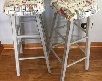 Refurbished Stools