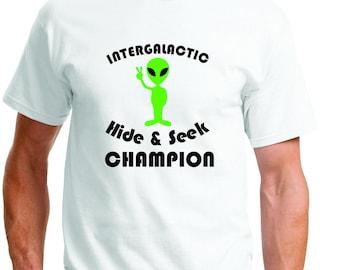 Intergalactic Hide & Seek Champion