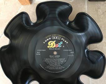 Dot record bowl