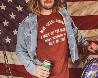 1984 Bluegrass Fest shirt