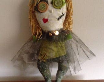 Jezebel, the green eyed zombie