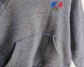 Vintage Levi's Children's hoodie/USA Olympics