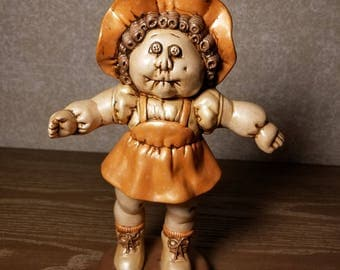 1982 Ceramic Cabbage Patch Figurine