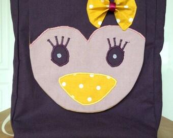 Kindergarten backpack * Penguin * adjustable straps