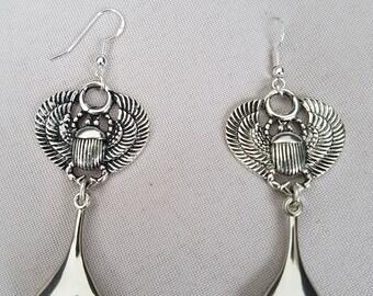 Earrings Silver 925 lightweight