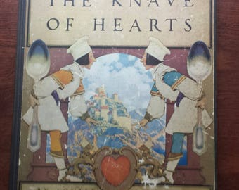 The Knave of Hearts by Louise Saunders, first edition, 1925, Charles Scribner's